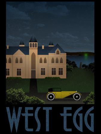 West Egg Retro Travel