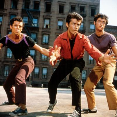 West Side Story, George Chakiris, 1961