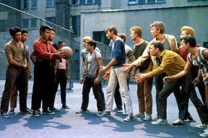 West Side Story, George Chakiris, Russ Tamblyn, David Winters, 1961