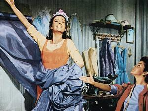 West Side Story, Natalie Wood (Left), 1961