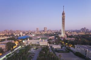 Egypt, Cairo, View of City by Westend61