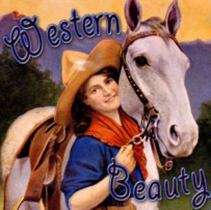 Western Cowgirl Beauty
