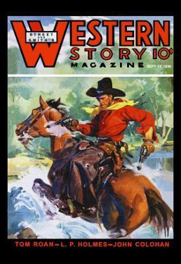 Western Story Magazine: No Limits