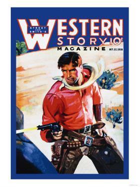 Western Story Magazine: Western Business