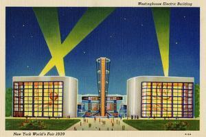 Westinghouse Westinghouse Electric Building. New York World's Fair 1939.