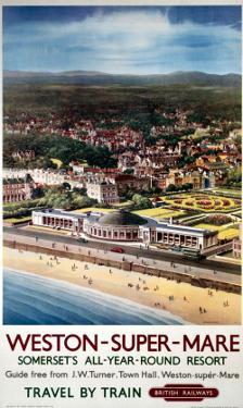 Weston-Super-Mare, Somerset's All-Year-Round Resort