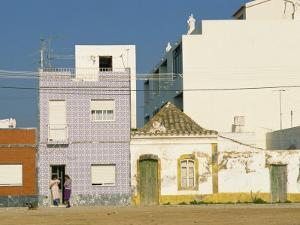 Santa Luzia Near Tavira in the Algarve, Portugal by Westwater Nedra