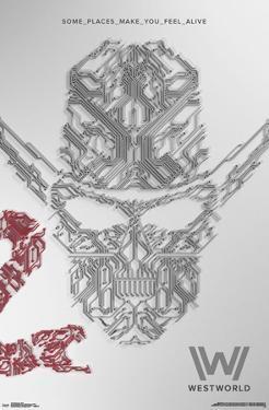 Westworld - White