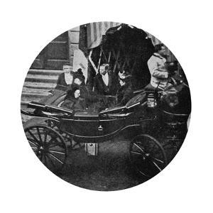 The Last Photograph of Queen Victoria, December 13Th, 1900 by WF Seymour