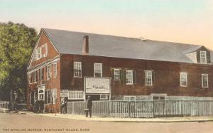 Whaling Museum, Nantucket, Massachusetts