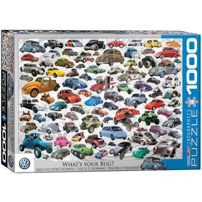 What's your Bug? 1000 Piece Puzzle