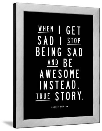 When I Get Sad (Barney Stinson)