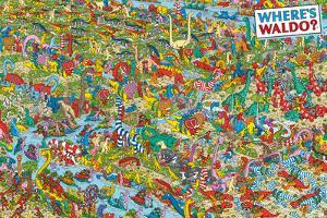 Where's Waldo - Dino's