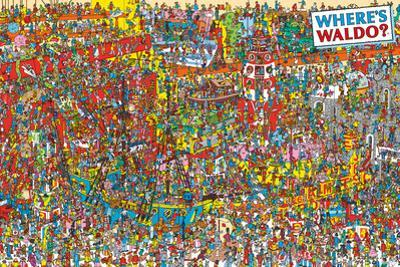 Where's Waldo - Toys