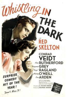 Whistling in the Dark, 1941
