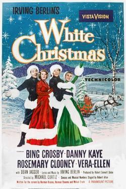 White Christmas, 1954