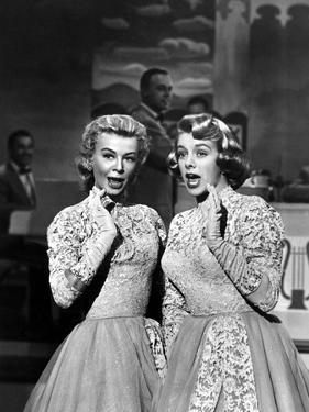 White Christmas, Vera-Ellen, Rosemary Clooney, 1954