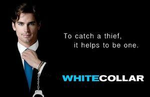 White Collar Television Poster