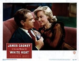 White Heat, from Left, James Cagney, Virginia Mayo, 1949