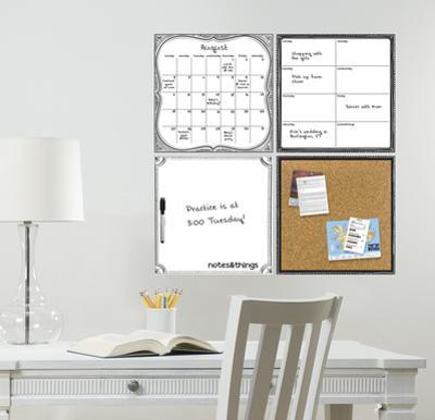 White Organization Set