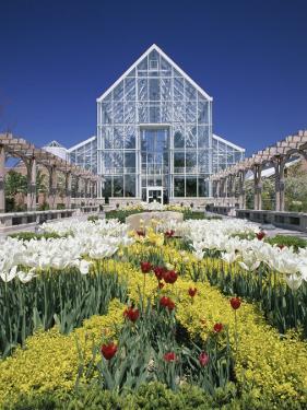 White River Gardens, Indianapolis, Indiana, USA