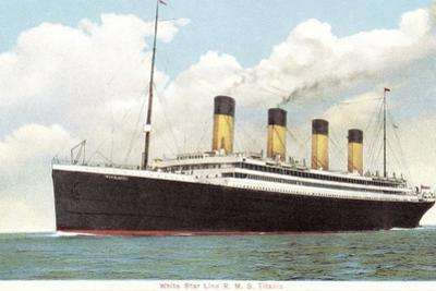 White Star Line, RMS Titanic