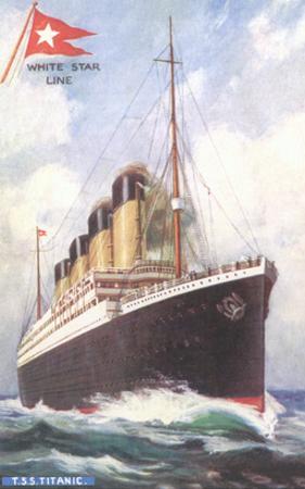 White Star Line Titanic