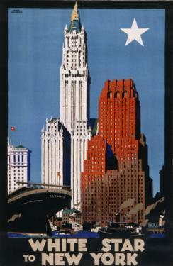 White Star to New York