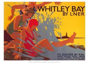 Whitley Bay by LNER