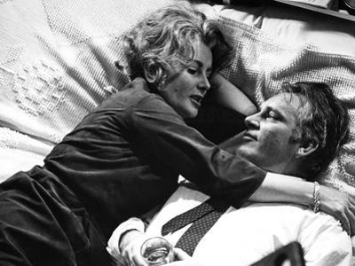 Who's Afraid Of Virginia Woolf?, Elizabeth Taylor, Richard Burton, 1966