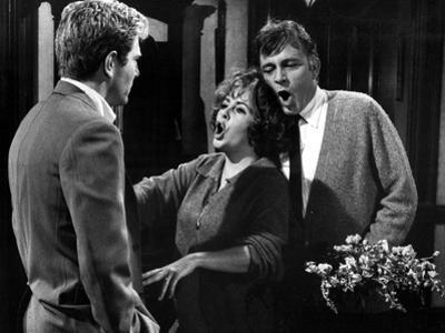 Who's Afraid Of Virginia Woolf?, George Segal, Elizabeth Taylor, Richard Burton, 1966