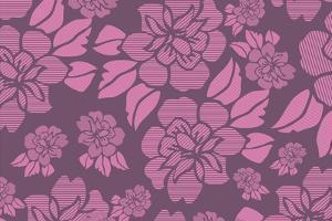 Floral Pattern by Whoartnow
