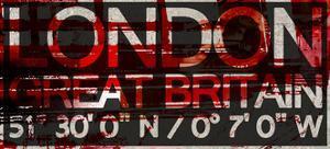 London, Great Britian by Whoartnow
