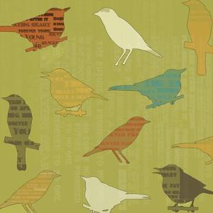 Song Birds by Whoartnow