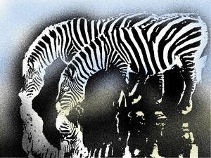 zebra by Whoartnow