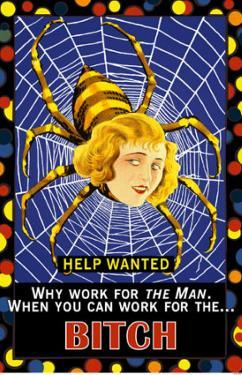 Why Work for the Man