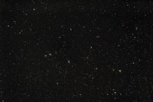 Widefield View of the Constellations Virgo and Coma Berenices