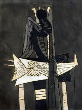 Ibaye by Wifredo Lam