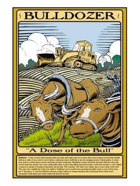 Bulldozer by Wilbur Pierce