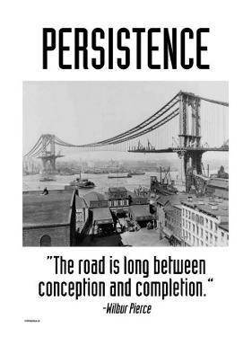 Persistence by Wilbur Pierce