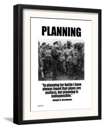 Planning by Wilbur Pierce