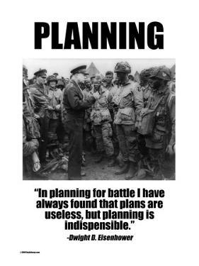 Planning by Wilbur Pierce