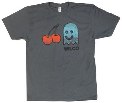 Wilco - Cherry Ghost (slim fit)