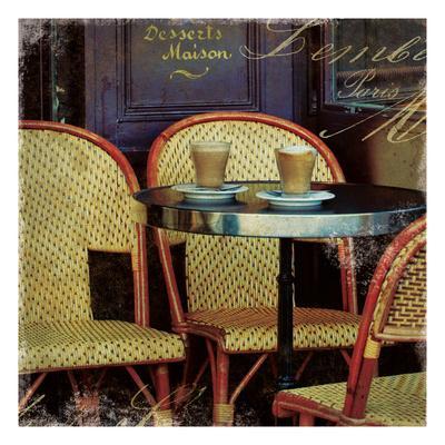 Parisian Cafe I