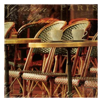 Parisian Cafe IV