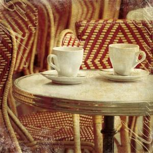 Parsian Cafe III by Wild Apple Photography