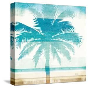 Beach Palms Ii by Wild Apple Portfolio