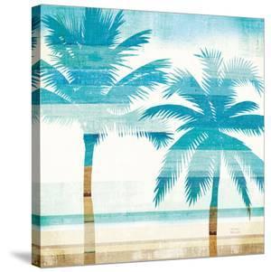 Beach Palms Iii by Wild Apple Portfolio