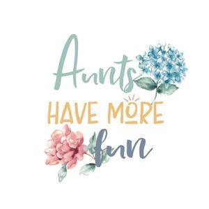 Bloom Aunt Inspiration II by Wild Apple Portfolio