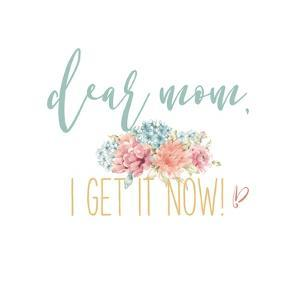Bloom Mom Inspiration I by Wild Apple Portfolio